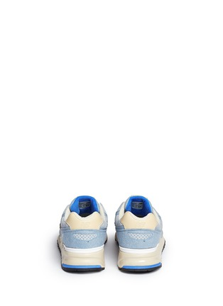 Back View - Click To Enlarge - New Balance - '999 Elite Edition' suede sneakers