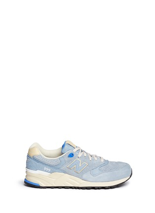 Main View - Click To Enlarge - New Balance - '999 Elite Edition' suede sneakers