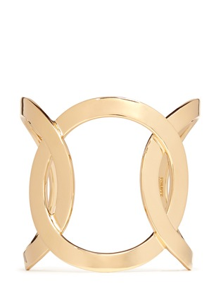 Main View - Click To Enlarge - Philippe Audibert - Cutout chain link cuff