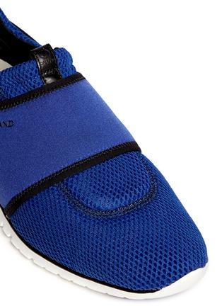 Detail View - Click To Enlarge - Cole Haan - ZeroGrand' slip-on neoprene sneakers