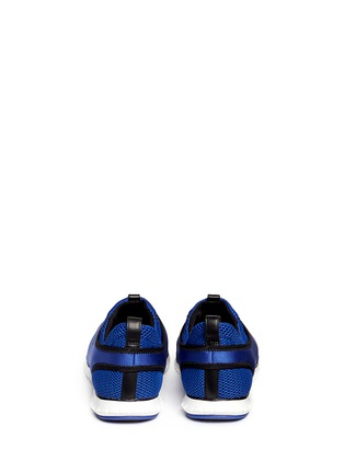 Back View - Click To Enlarge - Cole Haan - ZeroGrand' slip-on neoprene sneakers