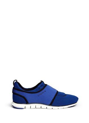 Main View - Click To Enlarge - Cole Haan - ZeroGrand' slip-on neoprene sneakers