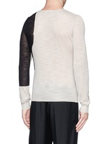 'Napoleon' harness sweater