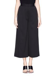PROENZA SCHOULERCropped wide leg wool pants