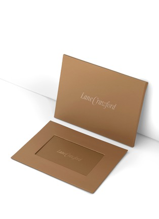 Front View - Click To Enlarge - LANE CRAWFORD - Lane Crawford Gift Card