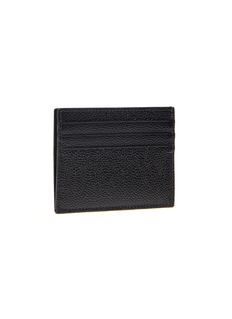 Thom BrownePebble grain leather cardholder