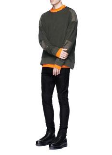 Studio Seven'Military Easy' drawstring waist pants
