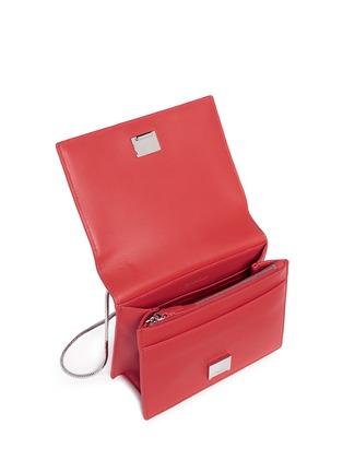 Detail View - Click To Enlarge - 3.1 Phillip Lim - 'Soleil' mini chain leather shoulder bag