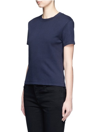 Front View - Click To Enlarge - Acne Studios - 'Edren' boxy cotton T-shirt
