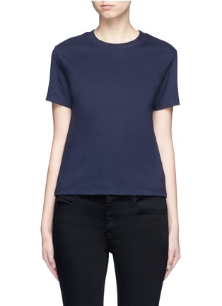 Main View - Click To Enlarge - Acne Studios - 'Edren' boxy cotton T-shirt