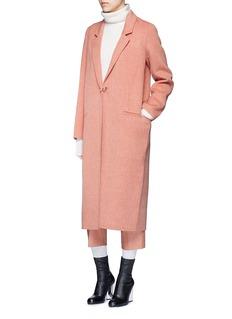 ACNE STUDIOS'Foin' wool-cashmere coat