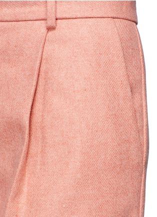 Detail View - Click To Enlarge - Acne Studios - 'Milli' wool blend cigarette pants