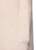 'Raya' mohair blend cardigan