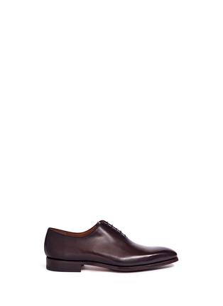 首图 - 点击放大 - MAGNANNI - MARRON真皮系带鞋