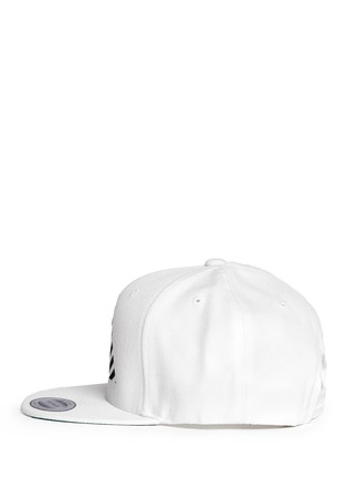 Figure View - Click To Enlarge - LPD - x adidas 'Mountain Flag' snapback cap