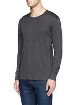 '710 Wool & Silk' undershirt