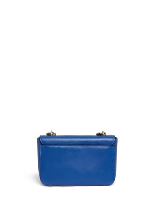 Back View - Click To Enlarge - Tory Burch - 'Robinson' adjustable chain shoulder bag