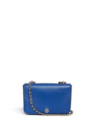 Main View - Click To Enlarge - Tory Burch - 'Robinson' adjustable chain shoulder bag