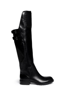 MARC BY MARC JACOBSQuilted leather boots