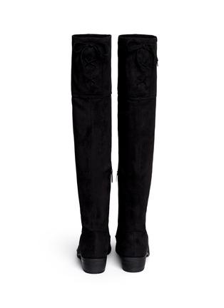 Sam Edelman-'Jenkins' stretch suede boots