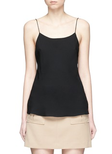 Theory 'Teah' silk georgette camisole