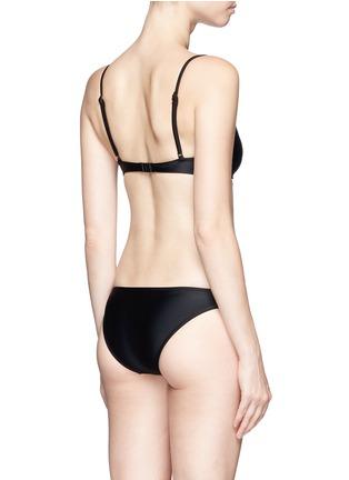 Back View - Click To Enlarge - Matteau Swim - 'The Crop' bikini top