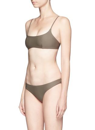 Figure View - Click To Enlarge - Matteau Swim - 'The Crop' bikini top