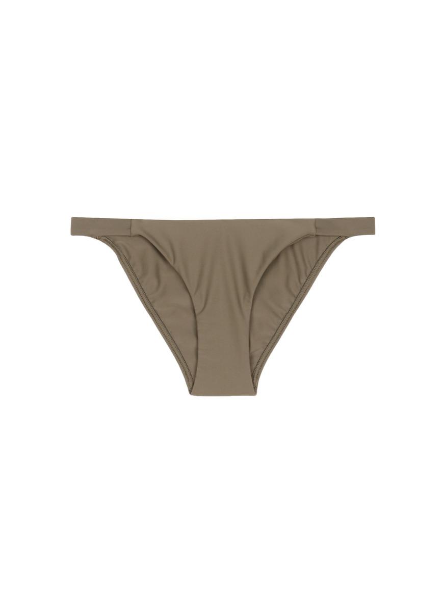 The Side Strap bikini bottoms by Matteau Swim