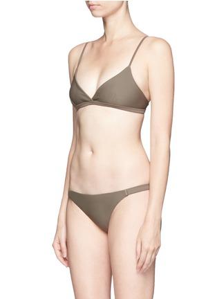Figure View - Click To Enlarge - Matteau Swim - 'The Side Strap' bikini bottoms