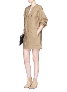 Isabel Marant'Telka' zip cuff dress