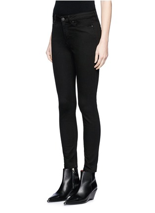 Front View - Click To Enlarge - Acne Studios - 'Skin 5' skinny jeans