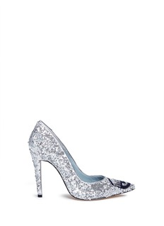 Chiara Ferragni 'Flirting' eye wink sequin pumps