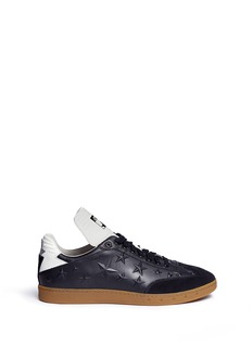 Ash 'Sky' star embossed leather sneakers