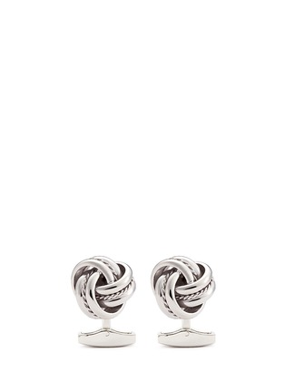 Tateossian - Royal cable knot cufflinks