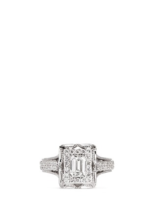 Main View - Click To Enlarge - VERA WANG LOVE - Tiara - diamond engagement ring