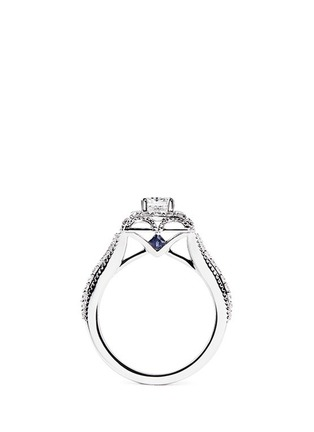 Figure View - Click To Enlarge - VERA WANG LOVE - Tiara - diamond engagement ring