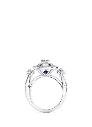 Figure View - Click To Enlarge - VERA WANG LOVE - Ribbons & Bows - diamond engagement ring