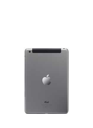 - Apple - iPad mini with Retina display Wi-Fi + Cellular 16GB – Space Grey