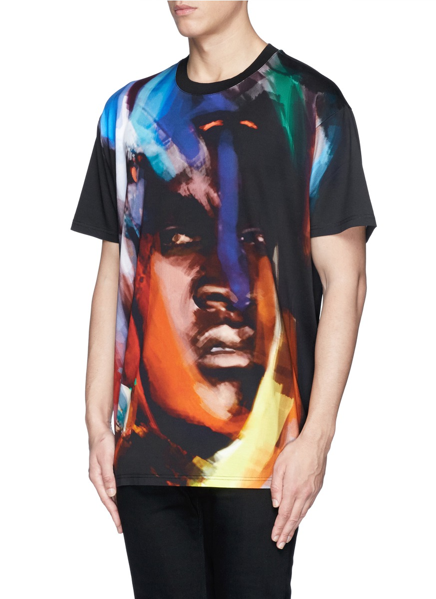 African Print T Shirts Clothing