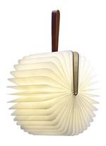 Lumio folding book lamp - Blonde Maple