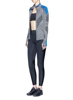 Lndr 'Summit' circular knit performance jacket
