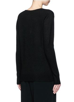 背面 - 点击放大 - THEORY - ADRIANNA RL V领羊绒针织衫
