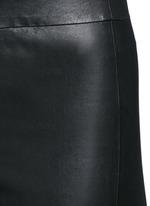 'Adbelle' lamb leather leggings