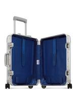 Topas Cabin Multiwheel® IATA (Silver, 32-litre)