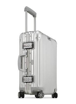 rimowa topas cabin multiwheel iata silver 32 litre women lane crawford. Black Bedroom Furniture Sets. Home Design Ideas