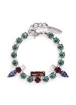 'Pixel Perfect' cube crystal bracelet