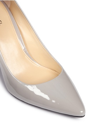 Detail View - Click To Enlarge - Michael Kors - 'Flex' patent leather pumps