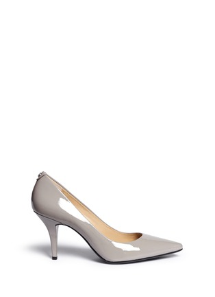 Main View - Click To Enlarge - Michael Kors - 'Flex' patent leather pumps