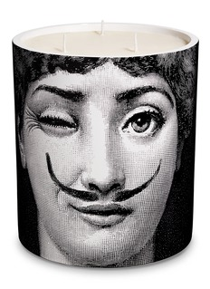 Fornasetti La Femme Aux Moustaches large scented candle 1.9kg