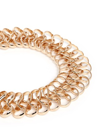 Detail View - Click To Enlarge - Kenneth Jay Lane - Loop choker necklace